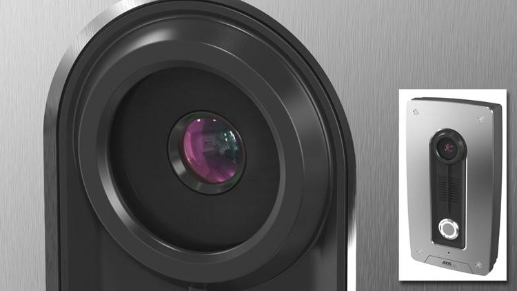 แอ็กซิสส่ง Video Door Station รุ่นแรกสู่ตลาด Www